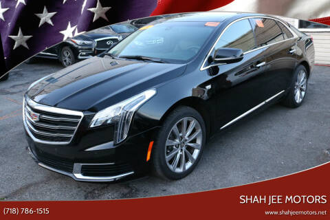 2018 Cadillac XTS Pro for sale at Shah Jee Motors in Woodside NY