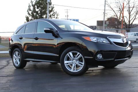 2015 Acura RDX for sale at Dan Paroby Auto Sales in Scranton PA