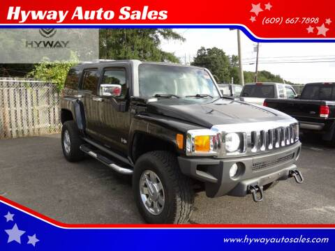 2006 HUMMER H3 for sale at Hyway Auto Sales in Lumberton NJ