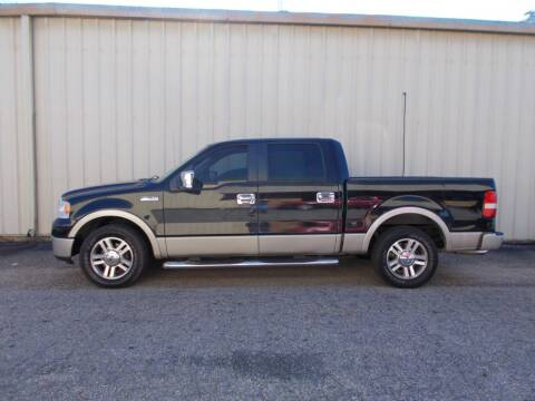 2008 Ford F-150 for sale at A & P Automotive in Montgomery AL