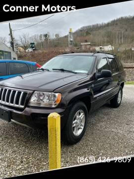 2004 Jeep Grand Cherokee for sale at Conner Motors in Rocky Top TN