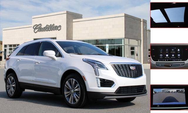 2021 Cadillac XT5 for sale in Concord, NC