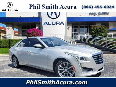 2019 Cadillac CTS for sale at PHIL SMITH AUTOMOTIVE GROUP - Phil Smith Acura in Pompano Beach FL