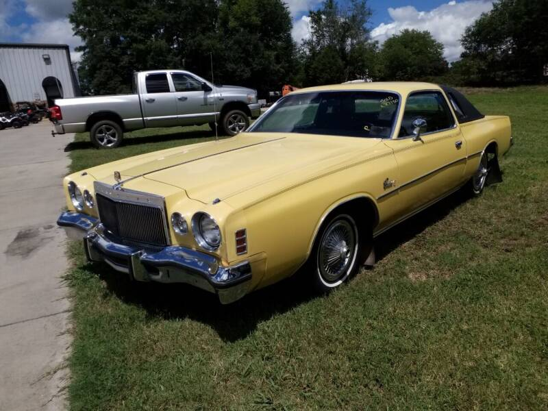 1976 Chrysler Cordoba for sale at Lister Motorsports in Troutman NC