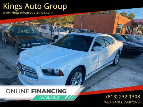 2011 Dodge Charger for sale at Kings Auto Group in Tampa FL