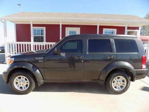 2011 Dodge Nitro for sale at AMT AUTO SALES LLC in Houston TX