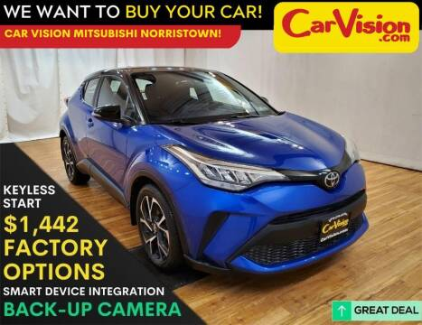 2020 Toyota C-HR for sale at Car Vision Mitsubishi Norristown in Trooper PA