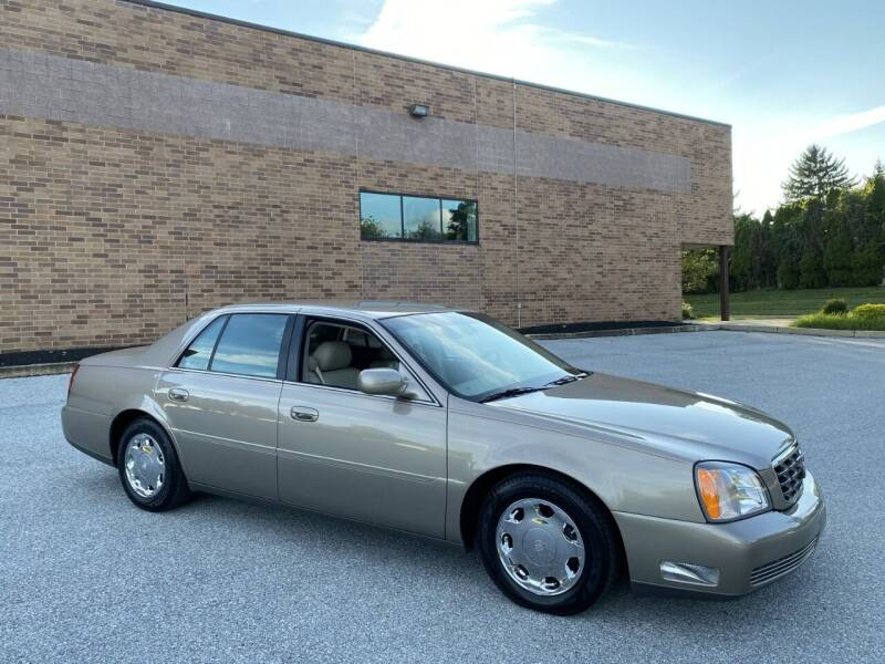 2001 Cadillac DeVille DHS 4dr Sedan - West Chester PA