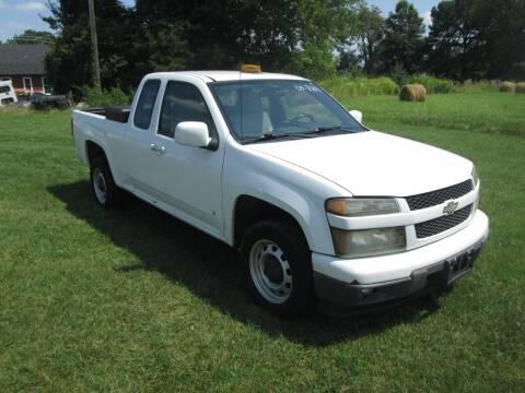 2009 Chevrolet Colorado for sale at Wally's Wholesale in Manakin Sabot VA