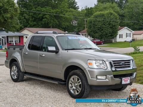 2008 Ford Explorer Sport Trac for sale at Bob Walters Linton Motors in Linton IN