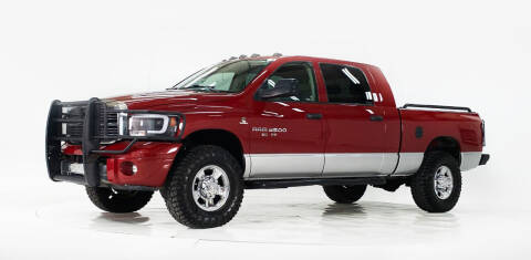 2006 Dodge Ram Pickup 3500 for sale at Houston Auto Credit in Houston TX