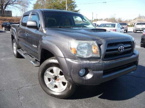 2010 Toyota Tacoma for sale at Wade Hampton Auto Mart in Greer SC