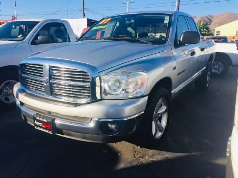 2007 Dodge Ram Pickup 1500 for sale at Auto Max of Ventura in Ventura CA
