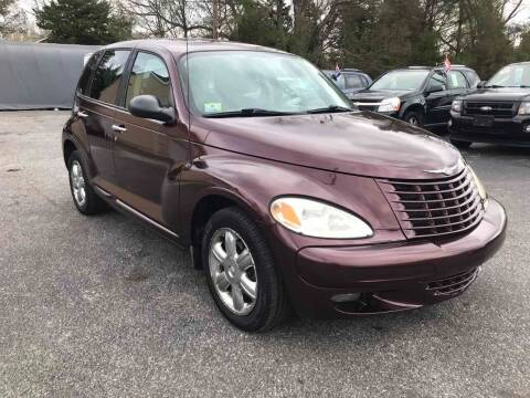 2002 Chrysler PT Cruiser for sale at 303 Cars in Newfield NJ