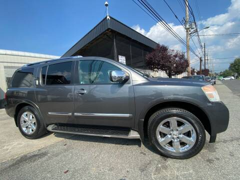 2010 Nissan Armada for sale at Illinois Auto Sales in Paterson NJ
