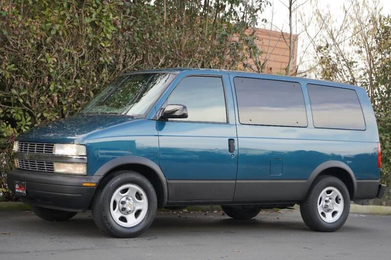 2003 Chevrolet Astro for sale at Beaverton Auto Wholesale LLC in Hillsboro OR