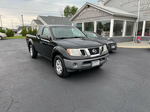 2010 Nissan Frontier for sale at Empire Alliance Inc. in West Coxsackie NY