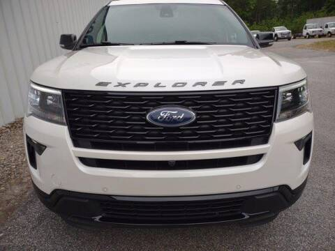2018 Ford Explorer for sale at CU Carfinders in Norcross GA