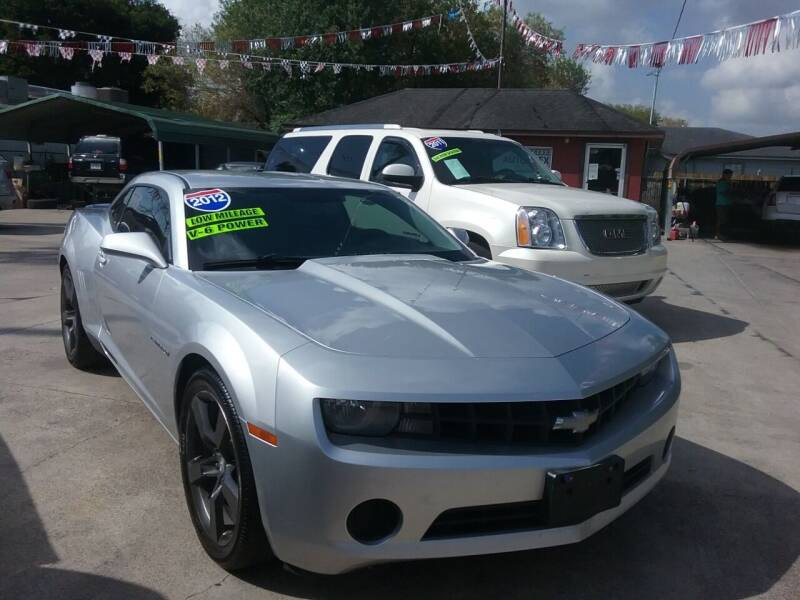 2012 Chevrolet Camaro for sale at Express AutoPlex in Brownsville TX