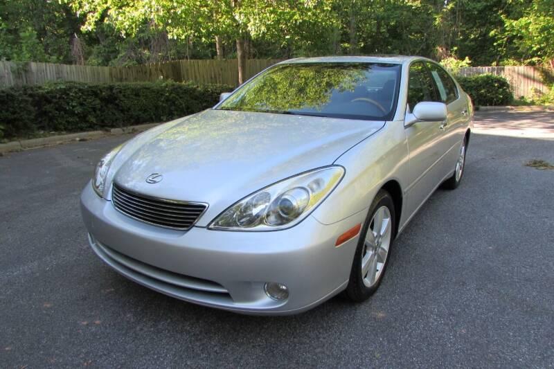 2006 Lexus ES 330 for sale at AUTO FOCUS in Greensboro NC