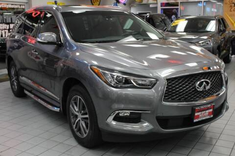 2018 Infiniti QX60 for sale at Windy City Motors in Chicago IL