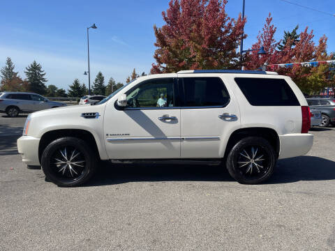 2007 Cadillac Escalade for sale at Valley Sports Cars in Des Moines WA