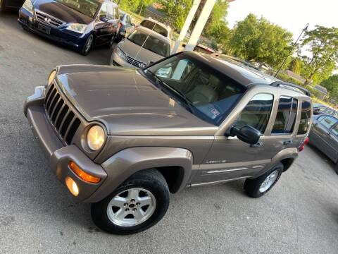 2002 Jeep Liberty for sale at Car Stone LLC in Berkeley IL