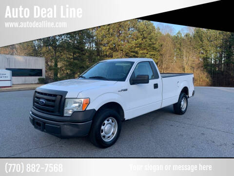 2010 Ford F-150 for sale at Auto Deal Line in Alpharetta GA