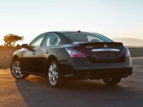 2012 Nissan Maxima for sale at Sundance Chevrolet in Grand Ledge MI