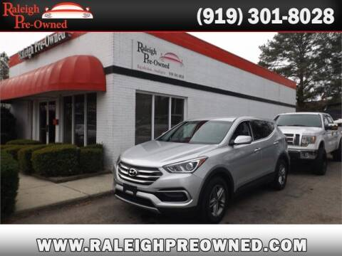 2017 Hyundai Santa Fe Sport for sale at Raleigh Pre-Owned in Raleigh NC