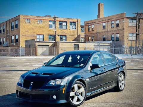 2008 Pontiac G8 for sale at ARCH AUTO SALES in St. Louis MO