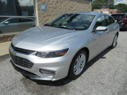 2018 Chevrolet Malibu for sale at Southern Auto Solutions - Georgia Car Finder - Southern Auto Solutions - 1st Choice Autos in Marietta GA