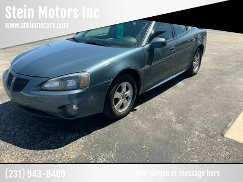 2006 Pontiac Grand Prix for sale at Stein Motors Inc in Traverse City MI