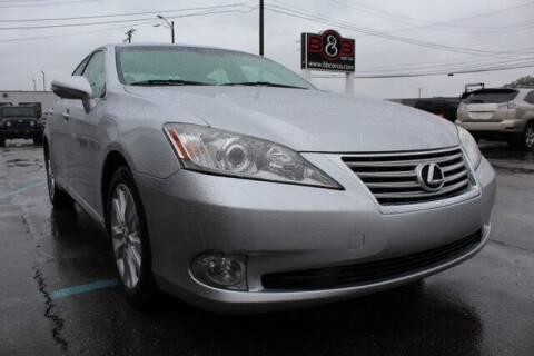 2011 Lexus ES 350 for sale at B & B Car Co Inc. in Clinton Twp MI