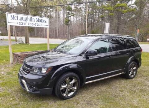 2015 Dodge Journey for sale at McLaughlin Motorz in North Muskegon MI