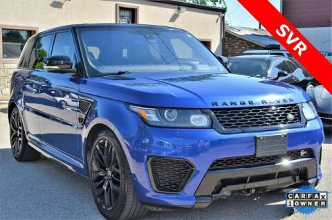 2016 Land Rover Range Rover Sport for sale at LAKESIDE MOTORS, INC. in Sachse TX