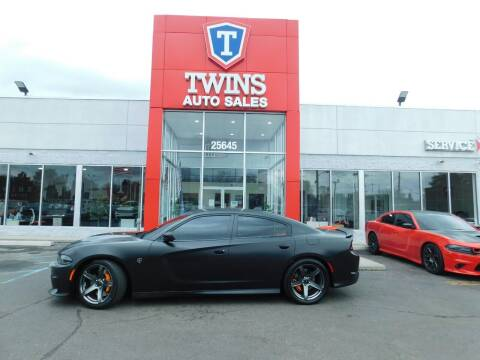2019 Dodge Charger for sale at Twins Auto Sales Inc Redford 1 in Redford MI
