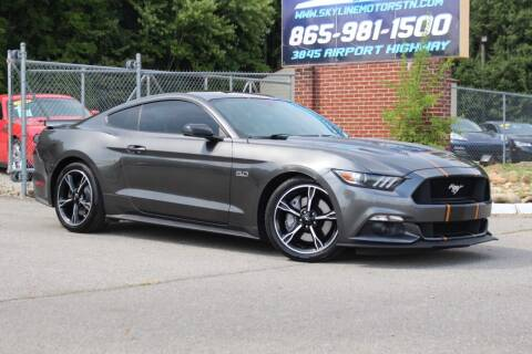 2015 Ford Mustang for sale at Skyline Motors in Louisville TN