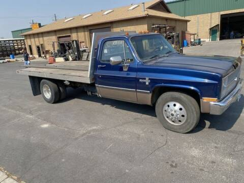 1980 Chevrolet C/K 30 Series for sale at Classic Car Deals in Cadillac MI