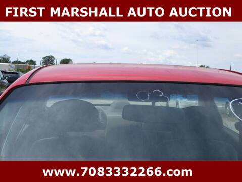 2003 Kia Spectra for sale at First Marshall Auto Auction in Harvey IL