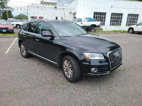 2016 Audi Q5 for sale at BETTER BUYS AUTO INC in East Windsor CT