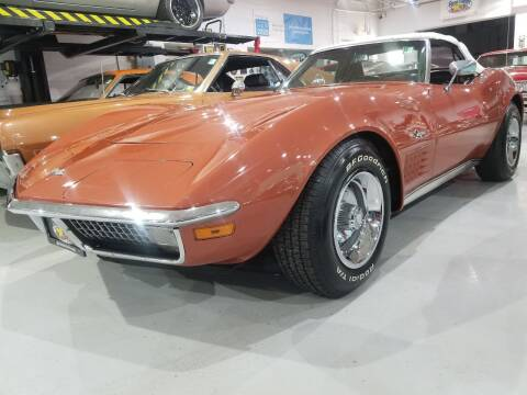 1970 Chevrolet Corvette for sale at Great Lakes Classic Cars & Detail Shop in Hilton NY