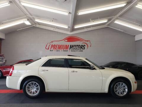 2010 Chrysler 300 for sale at Premium Motors in Villa Park IL