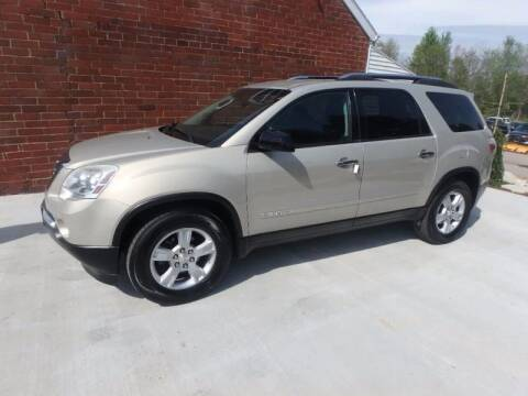2007 GMC Acadia for sale at Direct Sales & Leasing in Youngstown OH
