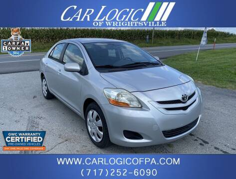 2007 Toyota Yaris for sale at Car Logic in Wrightsville PA