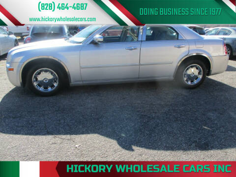 2006 Chrysler 300 for sale at Hickory Wholesale Cars Inc in Newton NC