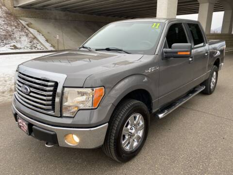 2011 Ford F-150 for sale at Apple Auto in La Crescent MN