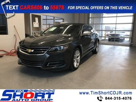 2015 Chevrolet Impala for sale at Tim Short Chrysler in Morehead KY