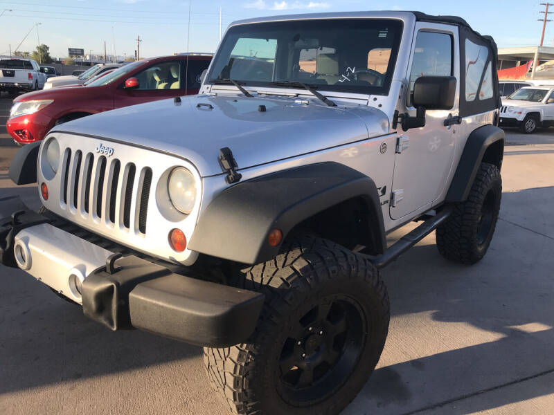 2009 Jeep Wrangler for sale at Town and Country Motors in Mesa AZ