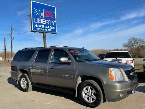 2008 GMC Yukon XL for sale at Liberty Auto Sales in Merrill IA